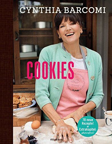 Backbuch von Cynthia Barcomi: Cookies
