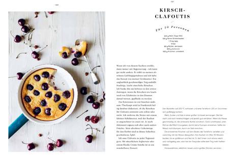 Rezept von Fanny Zanotti: Kirschclafoutis