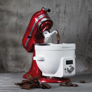 Gewinnspiel für Zeitpass-Leser: 1 x eine KitchenAid Artisan Küchenmaschine + Mixschüssel mit Wärmefunktion