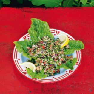 Rezept von Rawia Bishara: Taboulé