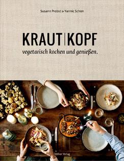 Kochbuch von Susann Probst & Yannic Schon: Krautkopf