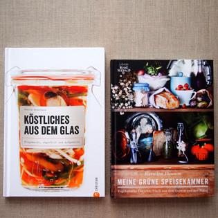 """Neue Kochbücher """"Vorräte"""" – November 2015"""