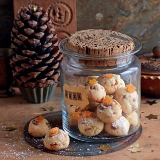 Rezept von Angelika Schwalber: Pinienkernkugeln mit Aprikosen