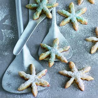 Rezept von Angelika Schwalber: Zarte Schneeflocken