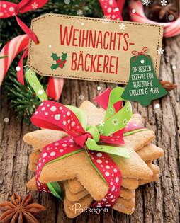 Backbuch von Patrik Jaros: Weihnachtsbäckerei