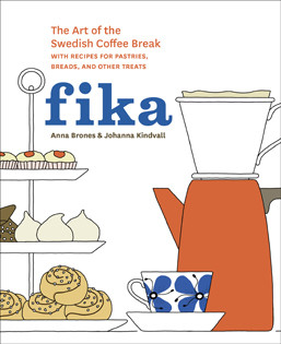 Backbuch von Anna Brones & Johanna Kindvall: Fika