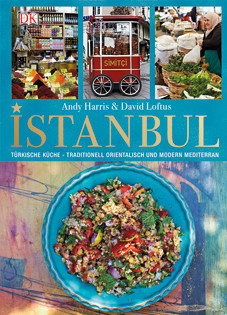 Kochbuch von Andy Harris & David Loftus: Istanbul
