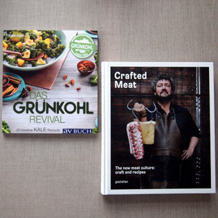 Neue Kochbücher: Dezember 2015
