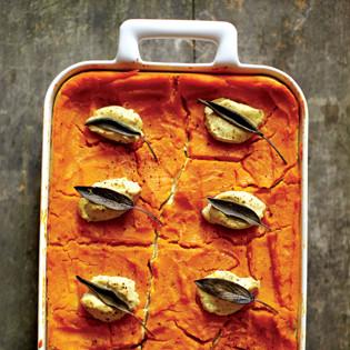 Rezept von Amy Chaplin: Butternut Squash Lasagne