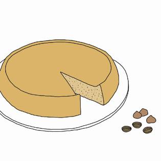 Rezept von Anna Brones: Hazelnut Coffee Cake
