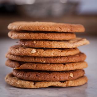 Gruß aus der Küche: Erdnuss-Kekse