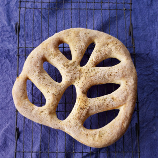 Rezept von Paul Hollywood: Fougasse