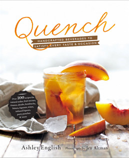 Getränkebuch von Ashley English: Quench