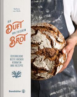 Backbuch von Barbara van Melle: Der Duft von frischem Brot