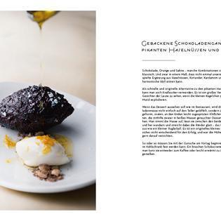 Rezept aus NOPI: Schokoladenganache mit Haselnüssen & Orangenöl