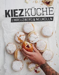 Kochbuch von Sandra Vartan & Sebastian Meißner: Kiezküche Kreuzberg & Neukölln
