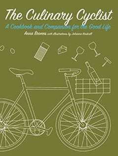 Kochbuch von Anna Brones: The Culinary Cyclist
