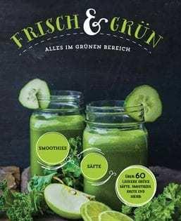 Kochbuch von Mima Sinclair: Frisch & Grün