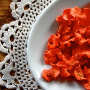 Rezept von Ginette Mathiot: Dried Carrots