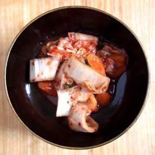 Aus Valentinas Küche: Kimchi aus Chinakohl
