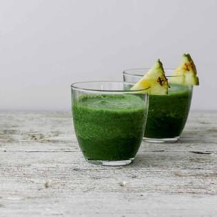 Rezept von Mima Sinclair: Tropisches Grün