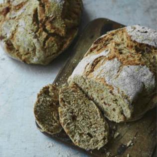 Rezept aus Das große Buch vom Brot: Bratkartoffelbrot