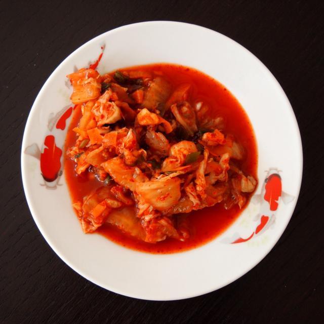 Aus Valentinas Küche: Kimchi mit Chinakohl