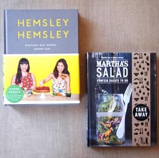 Neue Kochbücher: Mai 2016