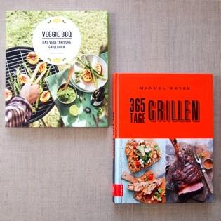 Die 8 interessantesten Sommer-Kochbücher