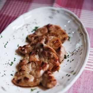 Rezept aus Quinto Quarto: Bries mit Salbeibutter