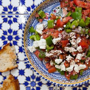 Rezept aus Istanbul: Hirtensalat