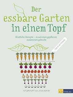 Kochbuch von Cinead McTernan: Der essbare Garten in einem Topf