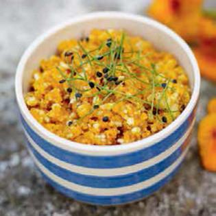 Rezept von Cinead McTernan: Karottenpesto