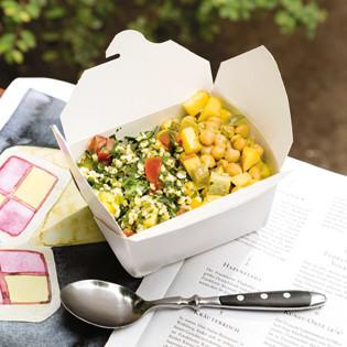 Rezept von Julia Kutas: Taboulé mit Mango