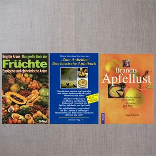 Aus der Kochbuchsammlung: Geliebter Apfel