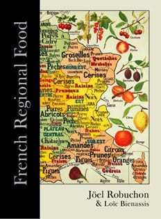 Kochbuch von Joël Robuchon & Loïc Biennassis: French Regional Food