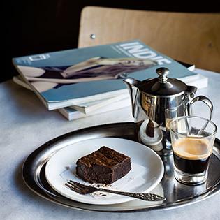 Rezept von Sonja Riker: Brownie Four