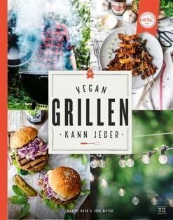 Kochbuch von Nadine Horn & Jörg Meyer: Vegan grillen kann jeder