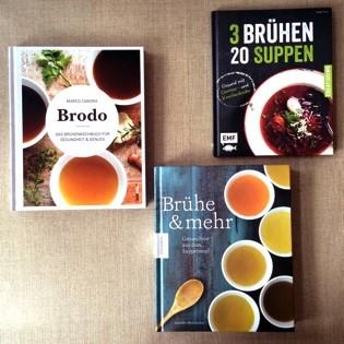 Der Kochbuch-Trend Herbst 2016: Die Brühe