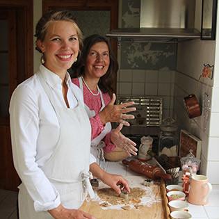Interview mit Kochbuchautorin Theresa Baumgärtner