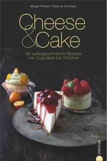 Backbuch von Margit Proebst: Cheese & Cake