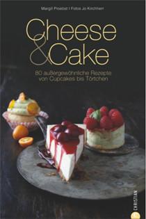 Backbuch von Margit Proebst: Cheese & Cake
