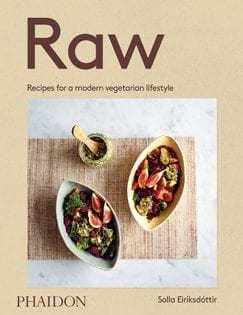 Kochbuch von Solla Eiríksdóttir: Raw