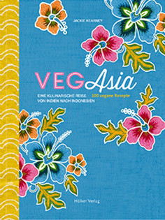Kochbuch von Jackie Kearney: VegAsia