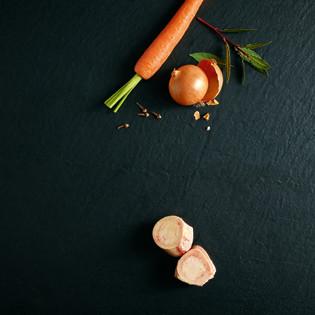 Rezept von Tanja Dusy: Rinderknochenbrühe