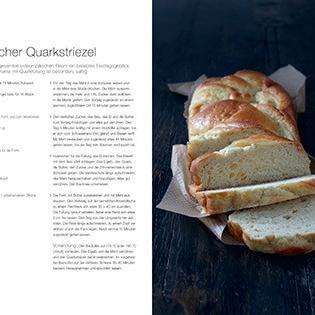 Rezept von Margit Proebst: Böhmischer Quarkstriezel