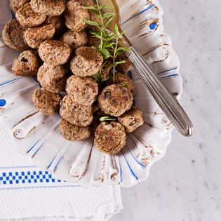 Rezept von Veronika Pachala: Amarant-Fleischbällchen