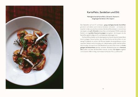 Rezept von Nigel Slater: Kartoffeln, Sardellen und Dill
