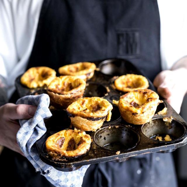 Rezept aus Street Food Homemade: Pastéis de Nata
