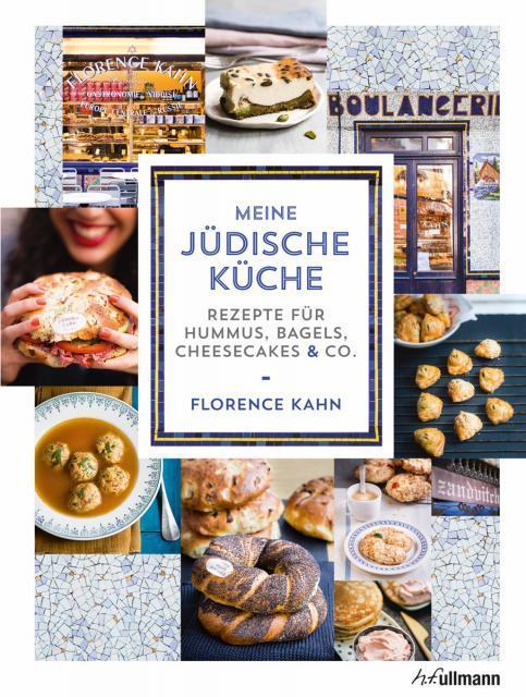 Kochbuch von Florence Kahn: Meine jüdische Küche